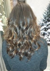coupe cheveux longs bouclés