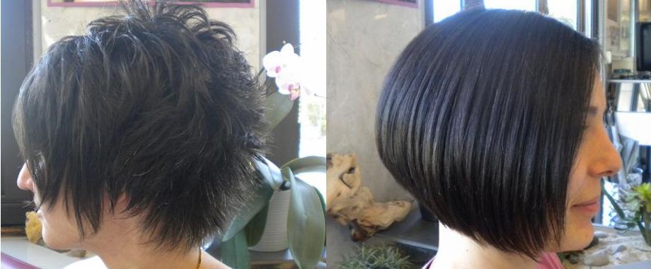 Coupe de cheveu femme